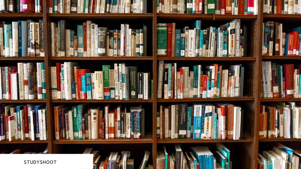 مكتبة جامعة طبية